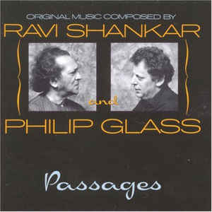 Ravi Shankar - Passages - Album Cover