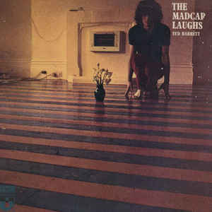 Syd Barrett - The Madcap Laughs - Album Cover