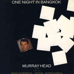 Murray Head - One Night In Bangkok - Album Cover
