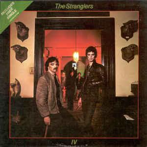Stranglers IV (Rattus Norvegicus) - Album Cover - VinylWorld