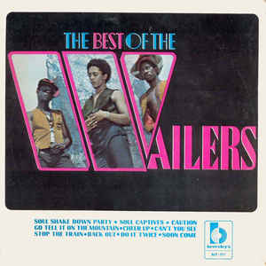 The Best Of The Wailers - Album Cover - VinylWorld