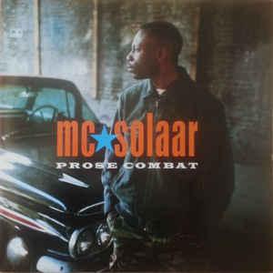 MC Solaar - Prose Combat - Album Cover