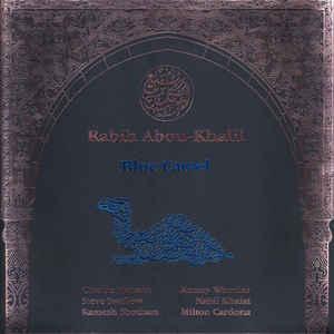Rabih Abou-Khalil - Blue Camel - Album Cover