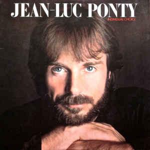 Jean-Luc Ponty - Individual Choice - Album Cover