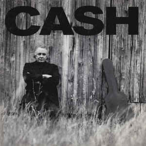 Johnny Cash - Unchained - Album Cover