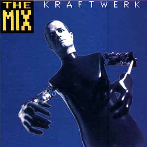 Kraftwerk - The Mix - Album Cover