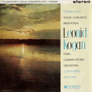 Pyotr Ilyich Tchaikovsky - Violin Concerto / Meditation - VinylWorld
