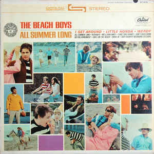 The Beach Boys - All Summer Long - VinylWorld