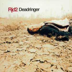 RJD2 - Deadringer - Album Cover