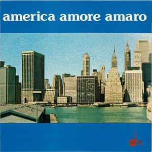 Remigio Ducros - America Amore Amaro - Album Cover