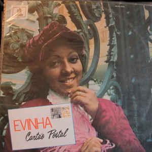 Evinha - Cartão Postal - Album Cover