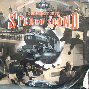 A Journey Into Stereo Sound - Album Cover - VinylWorld