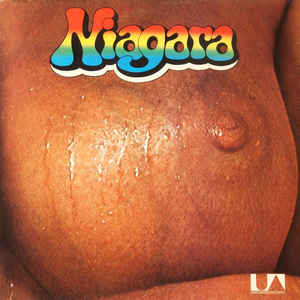 Niagara - Album Cover - VinylWorld