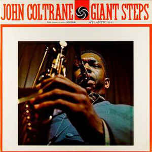 John Coltrane - Giant Steps - Album Cover