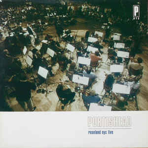 Portishead - Roseland NYC Live - Album Cover