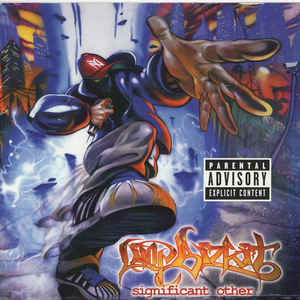 Limp Bizkit - Significant Other - Album Cover