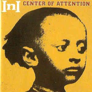 InI - Center Of Attention - Album Cover