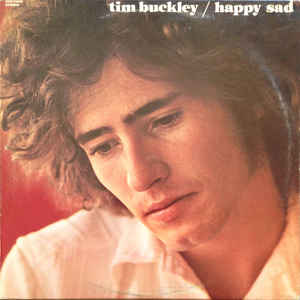 Tim Buckley - Happy Sad - Album Cover