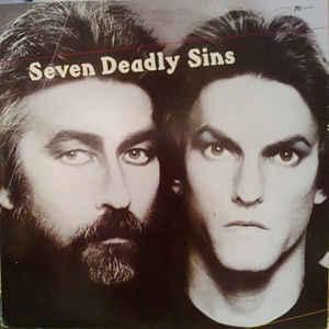 Rinder & Lewis - Seven Deadly Sins - Album Cover