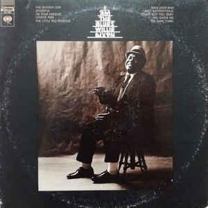 I Am The Blues - Album Cover - VinylWorld