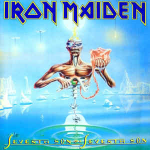 Iron Maiden - Seventh Son Of A Seventh Son - Album Cover