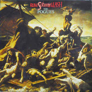 The Pogues - Rum Sodomy & The Lash - Album Cover