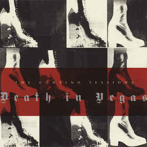 Death In Vegas - The Contino Sessions - Album Cover