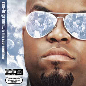 Cee-Lo - Cee-Lo Green... Is The Soul Machine - Album Cover