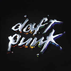 Daft Punk - Discovery - Album Cover