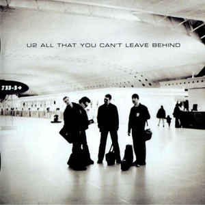 U2 - All That You Can't Leave Behind - Album Cover
