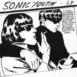 Sonic Youth - Goo - Album Cover