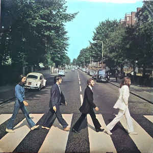 Abbey Road - Album Cover - VinylWorld