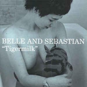 Belle & Sebastian - Tigermilk - Album Cover