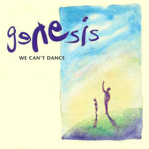 Genesis - We Can't Dance - Album Cover