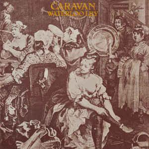 Caravan - Waterloo Lily - Album Cover