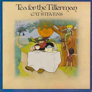 Cat Stevens - Tea For The Tillerman - VinylWorld
