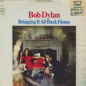 Bob Dylan - Bringing It All Back Home - VinylWorld