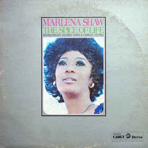Marlena Shaw - The Spice Of Life - VinylWorld