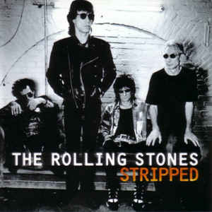 The Rolling Stones - Stripped - Album Cover