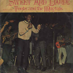 Toots & The Maytals - Sweet And Dandy - Album Cover