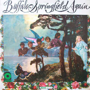 Buffalo Springfield Again - Album Cover - VinylWorld