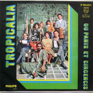 Tropicália Ou Panis Et Circencis - Album Cover - VinylWorld