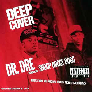 Dr. Dre - Deep Cover - Album Cover