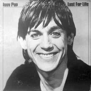 Iggy Pop - Lust For Life - Album Cover