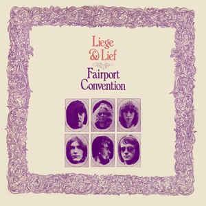 Fairport Convention - Liege & Lief - Album Cover
