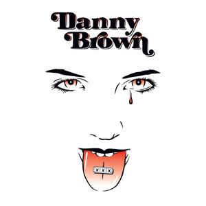 Danny Brown (2) - XXX - Album Cover