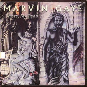 Marvin Gaye - Here, My Dear - VinylWorld