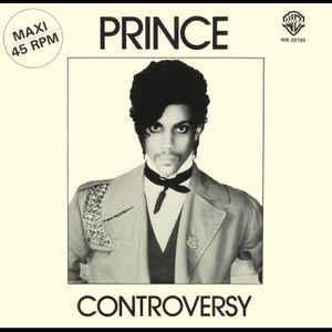 Prince - Controversy - Album Cover