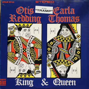Otis Redding - King & Queen - Album Cover