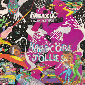 Funkadelic - Hardcore Jollies - Album Cover